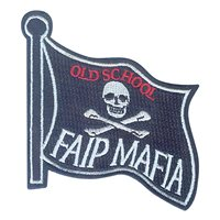 FAIP Mafia Old School Patch