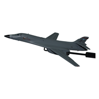 34 BS B-1B Lancer Custom Airplane Model Briefing Stick