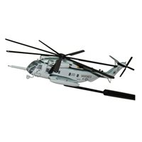 HMH-461 CH-53E Super Stallion Custom Airplane Model Briefing Stick
