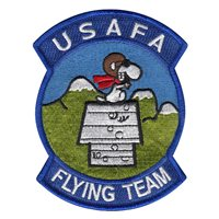 USAFA Flying Team Patch