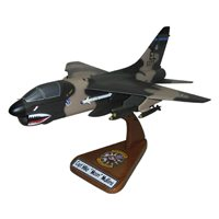 74 TFS A-7 Corsair II Custom Airplane Model