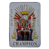522 FSS Club Eifel Poker Champ Coin