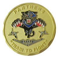 394 CTS Challenge Coin