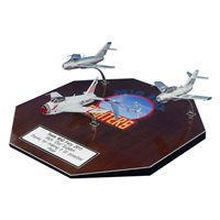 Lead 3-ship Formation Model Display