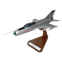MIG-21UM Custom Airplane Model
