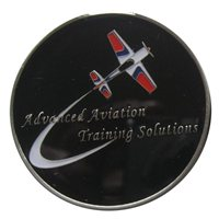 Advanced Aviation Training Solutions Coin