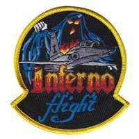 90 FTS I-Flight Patch