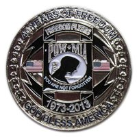 560 FTS Custom Air Force Challenge Coin