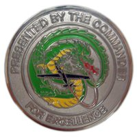 9 PSPTS Custom Air Force Challenge Coin