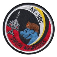AT-38 Smurf Aggressors Patch