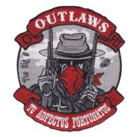 469 FTS O Flight Outlaws Patch