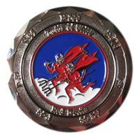434 FTS Commander Coin Custom Air Force Challenge Coin