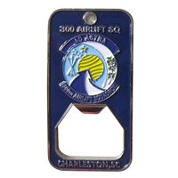 300 AS Custom Air Force Challenge Coin