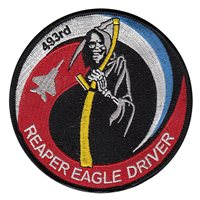 493 FS Reaper Eagle Driver Patch