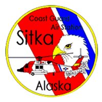 CGAS Sitka MH-60T Jayhawk Custom Airplane Model Briefing Sticks