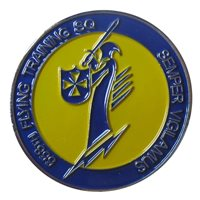 558 FTS Challenge Coin