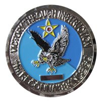 11 RS Commander Challenge Coin