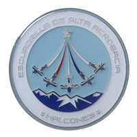 Halcones Coins Custom Air Force Challenge Coin