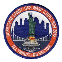 Hurricane Sandy Patch