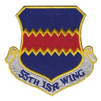 55 ISR Wing Patch