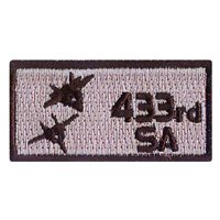 433 WPS Pencil Patch
