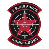 Aggressor Squadron Friday Patch