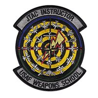 JTAC Instructor Patch