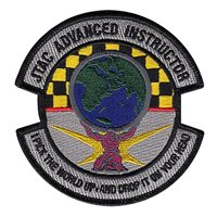 JTAC Advanced Instructor Patch