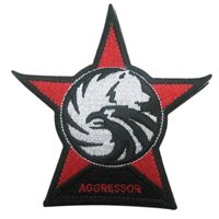Aggressor Squadron Star Patch