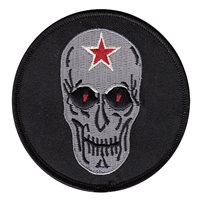 65 AGRS Skull Patch