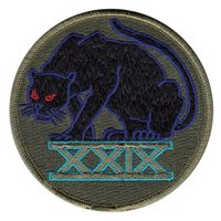 USAF Academy CS-29 Subdued Patch