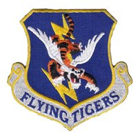 23 WG Flying Tigers Patch