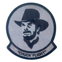 23 BS Chuck Flight Patch