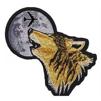23 BS Wolf Patch