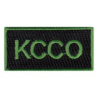 KCCO Pencil Patch