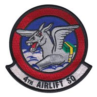 4 AS Patch