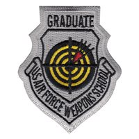 USAF Weapons School Graduate Patch