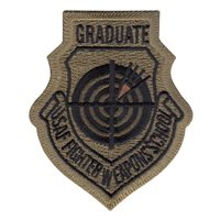 Fighter Weapons School Graduate OCP Patch