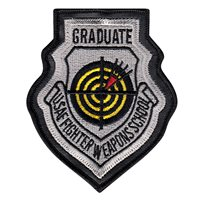 Fighter Weapons School Instructor Patch