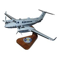 8 IS MC-12W Custom Airplane Model