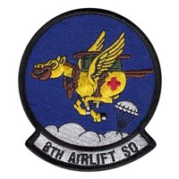 8 AS Patch