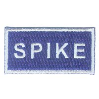 62 FS Spike Pencil Patch