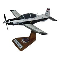 434 FTS T-6A Texan II Custom Airplane Model