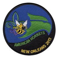 43 FS New Orleans 2013 Patch