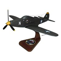 41 FS P-39 Custom Airplane Model
