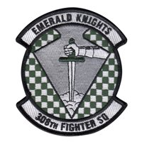 308th Fighter Squadron (308 FS) Patch