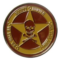 16 SPS Bounty Hunter Challenge Coin