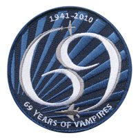 44 FS 69 Years Patch
