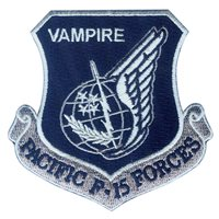 44 FS Vampire PACAF Patch