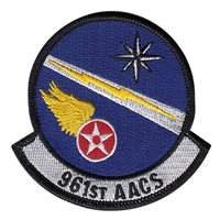 961 AACS Patch